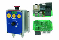 Safety control devices f.food process.