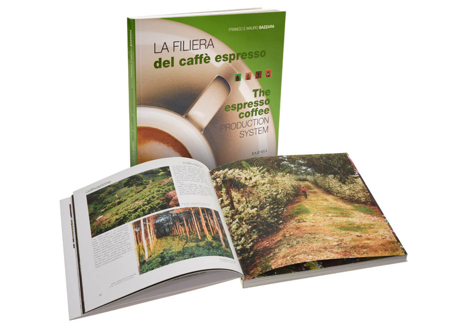 Book - The espresso coffee production system