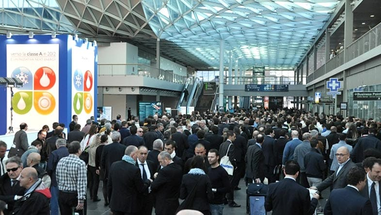 LF at MCE Expocomfort 2018, Milan