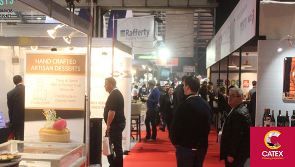 LF exhibiting at the CATEX 2019