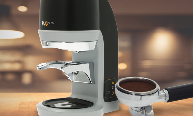 Dynamometric coffee tamper - Puq Press 58 mm
