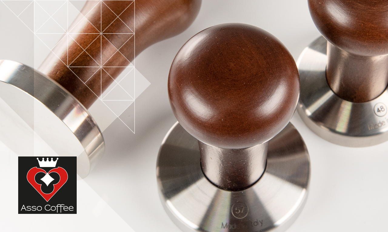 Asso Coffee: discover our special offer on coffee tampers